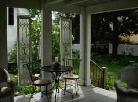 Village Victorian Bed & Breakfast, Morrisville