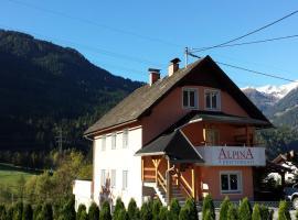 Appartementhaus Alpina, Flattach