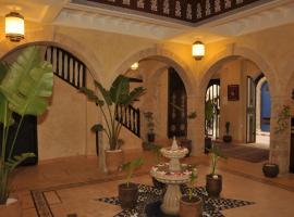 Hotel Riad Ben Atar, Esauira