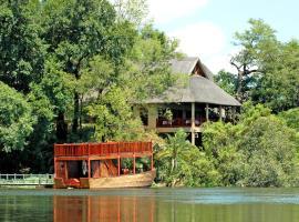 Divava Okavango Lodge & Spa, Bagani