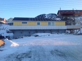 Unnuisarfik Isikkivik Rooms, Ilulissat