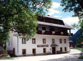 Gasthof Graggober, Oberwölz Stadt