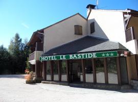 Hôtel le bastide, Nasbinals