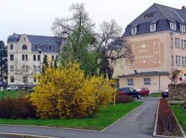 Sky Hotel Silberhof, Freiberg