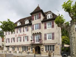 Hôtel Le Beaulieu, Beaulieu-sur-Dordogne