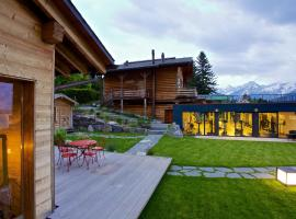 Lonhea Alpine Clinic, Villars-sur-Ollon