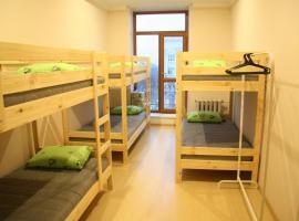 Everest Hostel, Vladimir