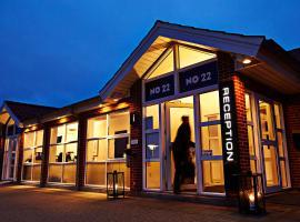 Hotel Svanen Grindsted, Grindsted