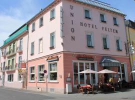 Union Hotel Felten, Бад-Нойенар-Арвайлер