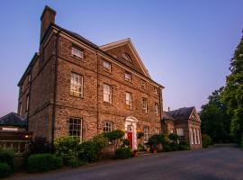 Peterstone Court Country House Restaurant & Spa, Brecon