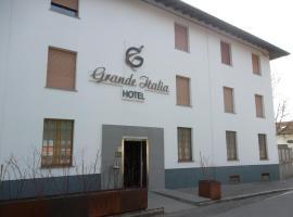 Hotel Grande Italia, ガッララーテ