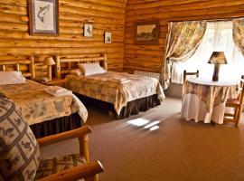 Rio Dorado Lodge, Junín de los Andes