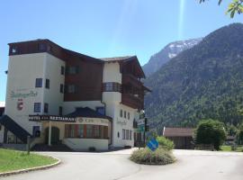 Salzburgerhof Jugend- und Familienhotel, Lofer