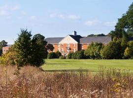 Whittlebury Hall and Spa, Whittlebury