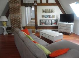 Cottage Le Montaudin, Le Mesnil-Bacley