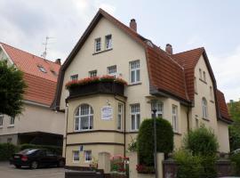 Hotel Garni Kirchner, Goslar