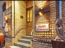 Hotel Zur Wartburg, Rheda-Wiedenbrück