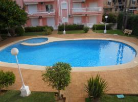 Apartamentos en la Playa de Las Marinas, Dénia