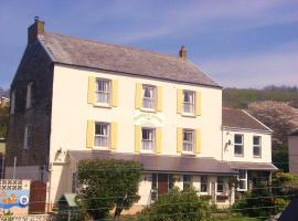 Saffron House, Combe Martin