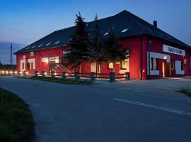 Zajazd Euforia & Restauracja Spichlerz, Ciągowice