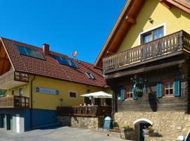 Gasthof-Pension Kolimbatovic, Am Katzelbach