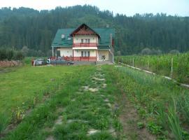 Casa cu Povesti Frumosu - Bucovina, Frumosu