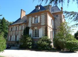 Hôtes de Montboulan, Salbris