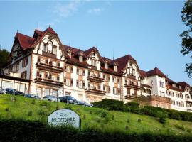 Hotel Palmenwald Schwarzwaldhof, Freudenstadt