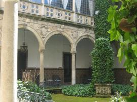 Palacio de la Rambla, Úbeda