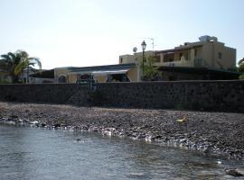 Il Delfino, Santa Marina Salina