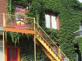 施澤賴斯鄉間旅館, 蒙特利爾