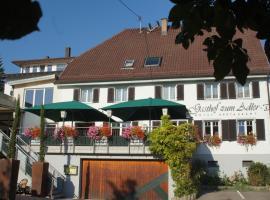 Gasthof zum Adler, Stockach