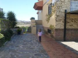 Casa de Las Flores, Alhendín
