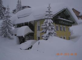 Hotel Berg-Klause Alpengästehaus