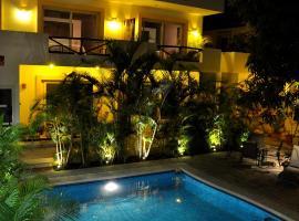 Hacienda Alemana Hotel Boutique, Puerto Vallarta
