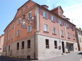 Gasthaus Zum güldenen Rößlein, Homburg