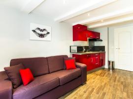 Florella Jean de Riouffe Apartment, Cannes