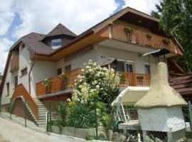 Engelhaus, Vonyarcvashegy