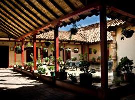Hotel Cacique Real, Zipaquirá