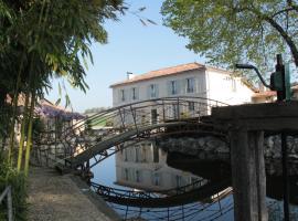 Moulin de Narrat, Saint-Maigrin
