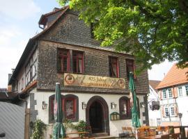 Burgmannenhaus, Steinau an der Straße