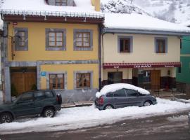 Hotel Restaurante Casa Manolo, Páramo