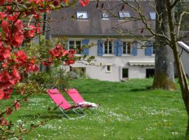 Chambres d'hôtes Villa de Vienne-en-Arthies, Vienne-en-Arthies
