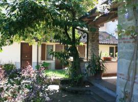Casa Scheda, Marradi