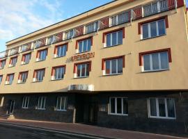 Hotel Apeyron, Český Brod