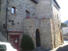 Maison du Chapitel, La Sauvetat