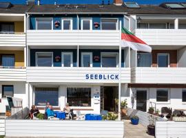 Haus Seeblick, Helgoland