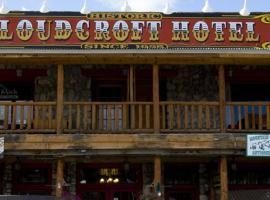 克勞德克羅夫特酒店, Cloudcroft
