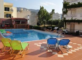 Maria Hotel Apartments & Studios, Hersonissos