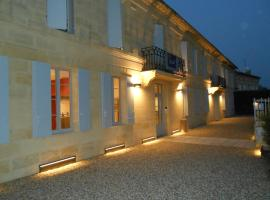 Hôtel Spa Restaurant l'Epicurial, Saint-Pey-de-Castets